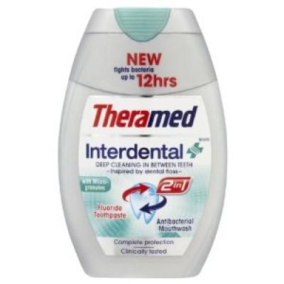 Kem đánh răng 2in1 từ Theramed  từ Anh