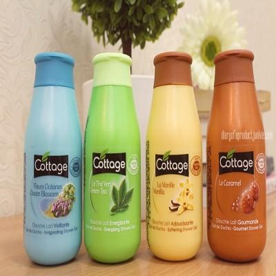 Sữa tắm Cottage  250ml Pháp
