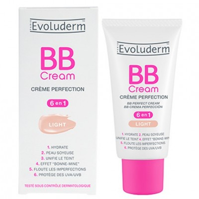 Kem BB Evoluderm Cream 6 in 1 50ml - Pháp