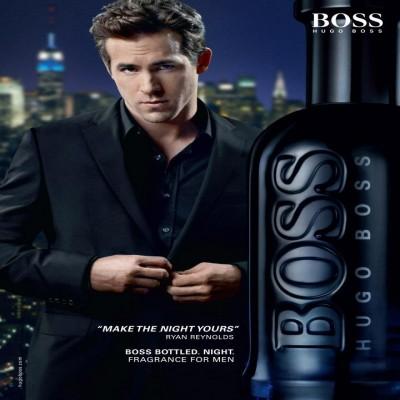 Nước hoa nam cao cấp Boss Bottled Night Pháp