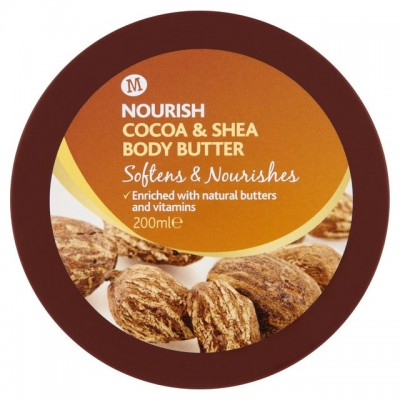 Kem bơ dưỡng thể Morrisons Shea từ Anh