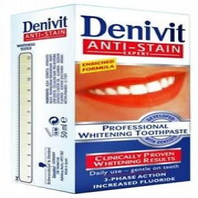 Kem làm trắng răng Denivit từ Anh