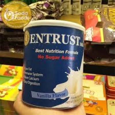 sữa bột Entrust Milk giành cho người tiểu đường
