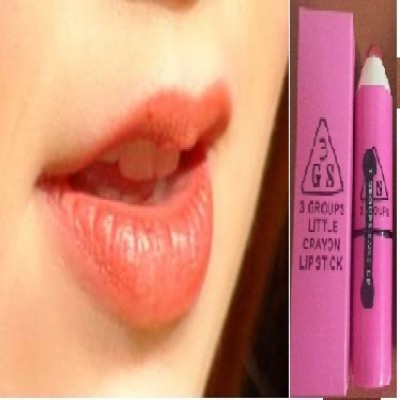 Son môi chì 3 Groups Little Crayon Lipstick