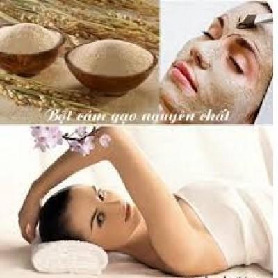 Bột Cám Gạo thơm - Natural Cosmetic