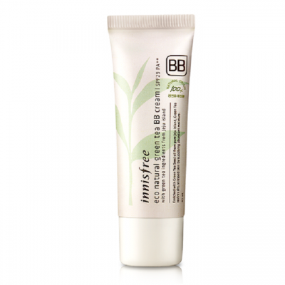 KEM BB CREAM INNISFREE ECO NATURAL GREEN TEA 40ML - HÀN QUỐC