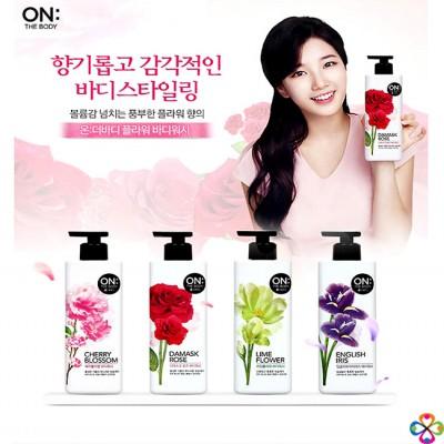 Sữa tắm  On The Body  900ml - Hàn Quốc