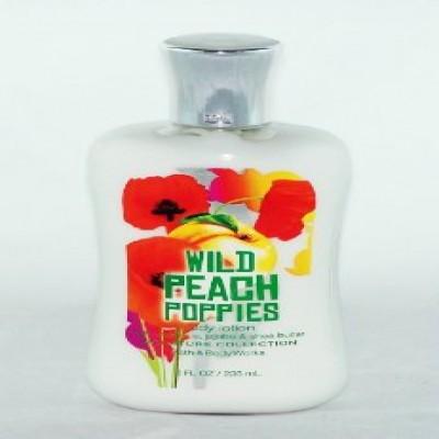 Sữa dưỡng thể Wild Peach Poppies - Mỹ