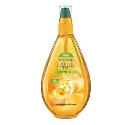 Tinh dầu phục hồi dưỡng tóc Garnier Fructis 150ml Pháp