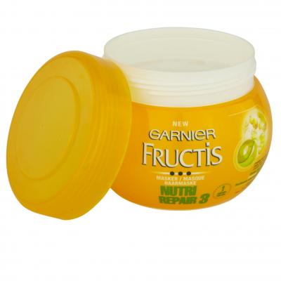 Kem ủ cho tóc khô và hư hỏng nặng Garnier Fructis Nutri Repair 3 300ml