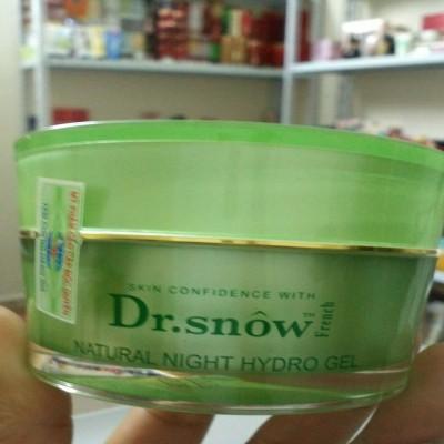 Kem dưỡng trắng da trị nám tàn nhang  Dr.snow - Hàn Quốc