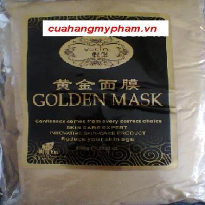 Bột mặt nạ vàng Japan 24k - trắng da trị nám cao cấp (F019)