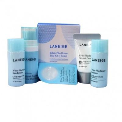 Bộ 5 dưỡng trắng hoàn hảo Laneige White Plus Renew Trial Kit Hàn Quốc